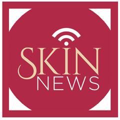 logotipo skin news