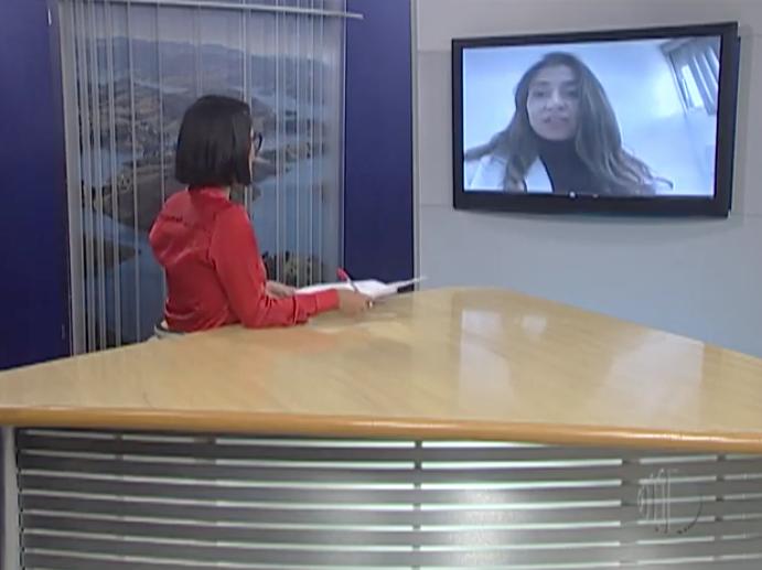 Entrevista Diário TV 1ª Edição
