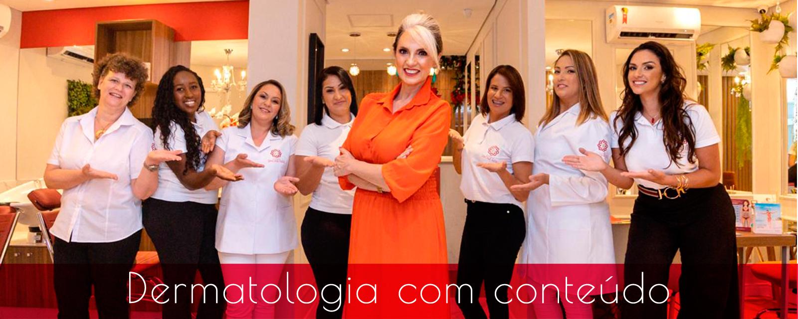 Dermatologia com conteúdo