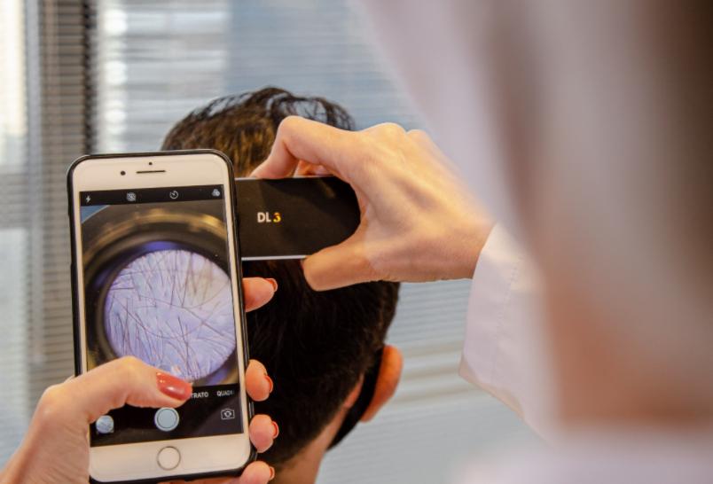 Como fazer diagnóstico em doenças de cabelo e unhas?