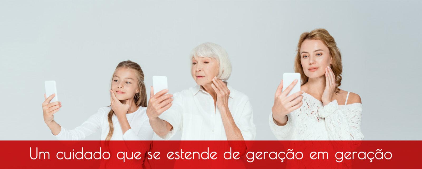 Geração em geração